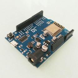 Arduino WeMos D1 WiFi