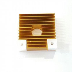 Heatsink for extruder core