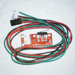 Endstop switch with cable