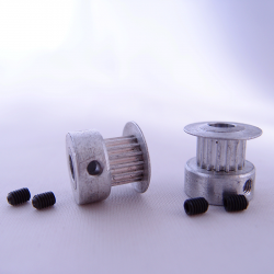 GT2 Pulleys for 6mm belt