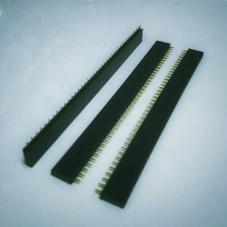 Male 40 pin header strip