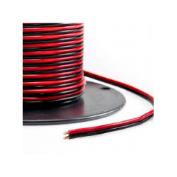 AWG Cable 2 wires, 10cm